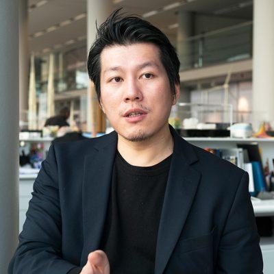 BODW, Young Wei-Yang Chiu