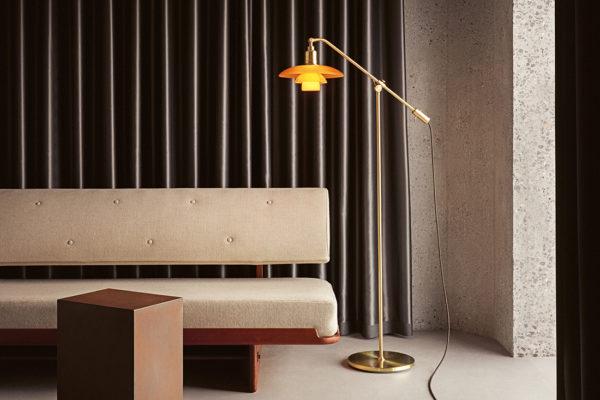 Louis-Poulsen_PH-3-2-Amber-Brass-Floor-Lamp-Waterpump-Limited-Edition-2019