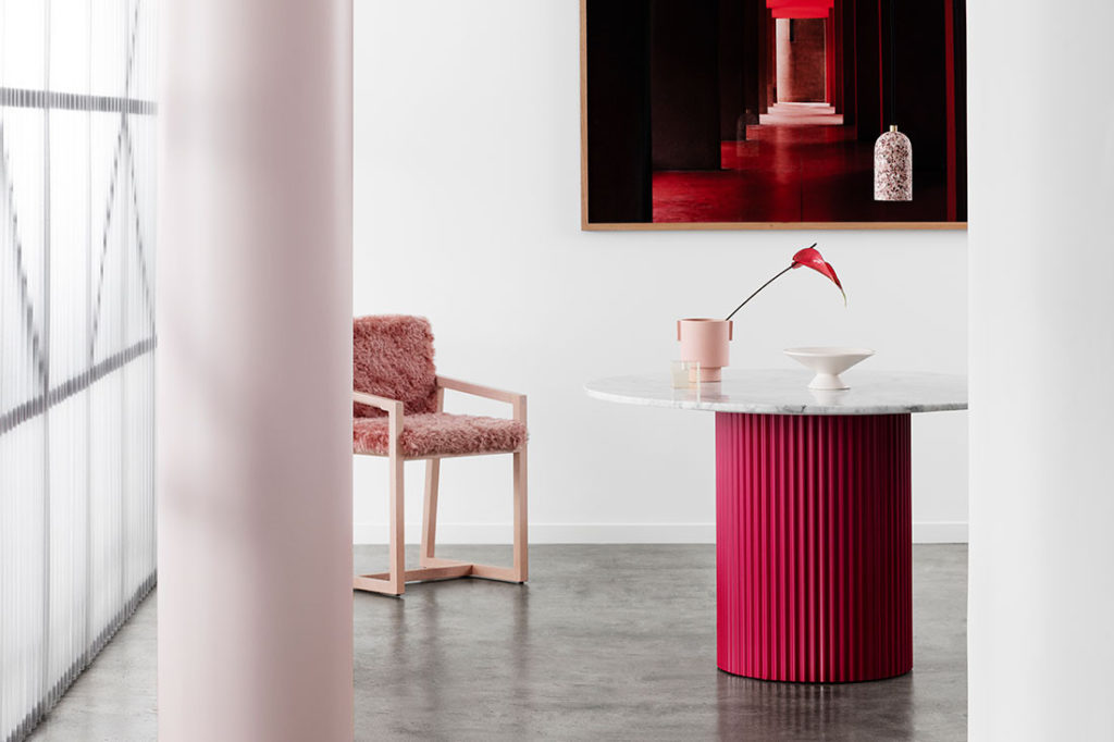 Ridge: furniture by the way of the Australian outback 01