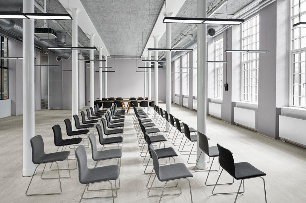 Louis Poulsen Slimbox Presentation Room