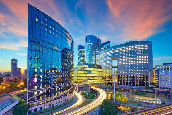 Healthy Buildings Cityscape