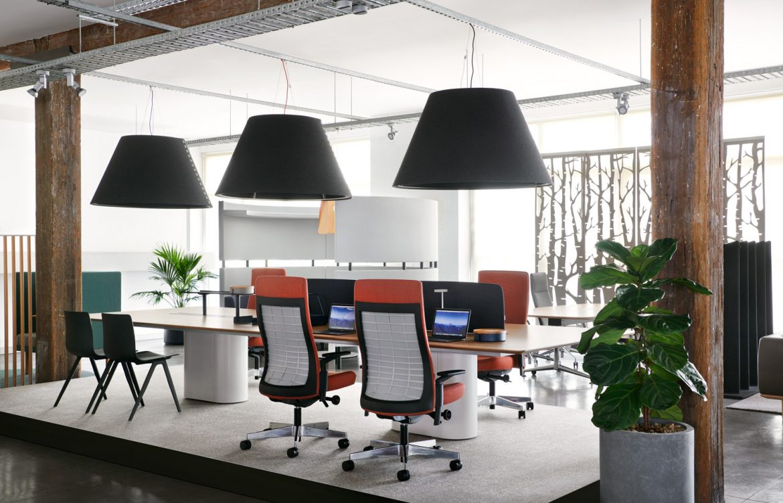 Remix Task Chair Office Interior