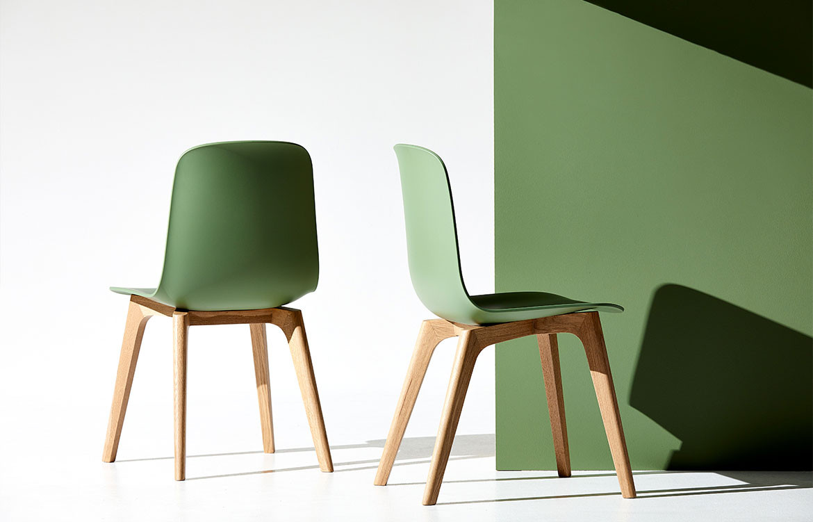 Jac Chairs in Green