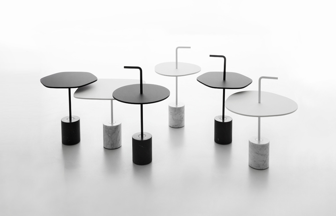 Jey Tables Product Image White Black