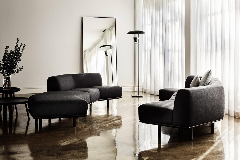 Platforma Sofas in Residential Living Room