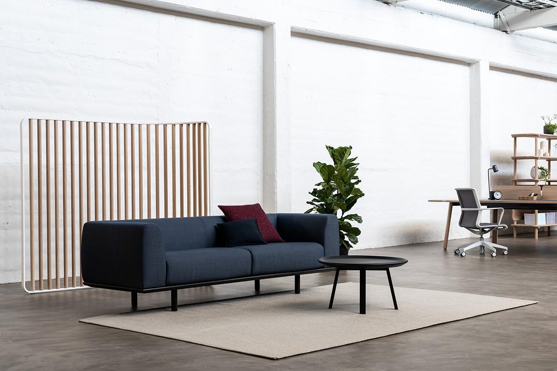 Platforma Dark Navy Sofa