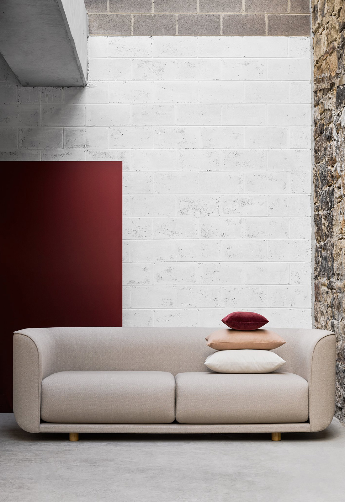 nau fat tulip sofa
