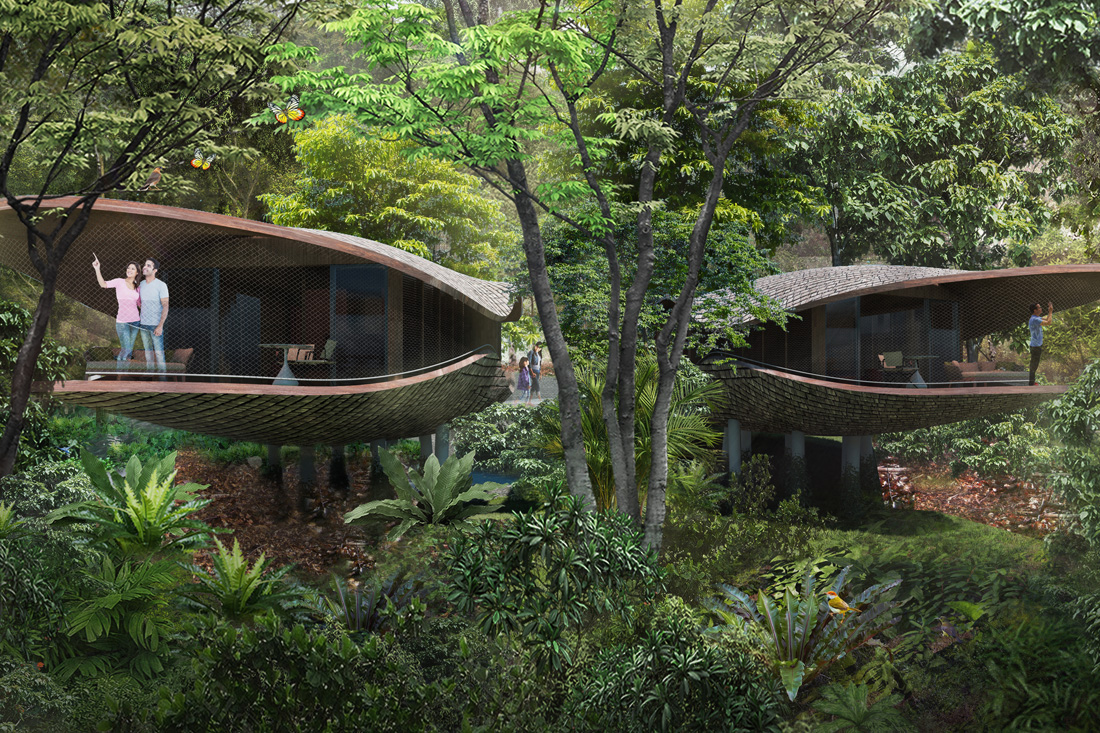 Nurture-nature-project-Mandai-resort-by-WOW-Architects