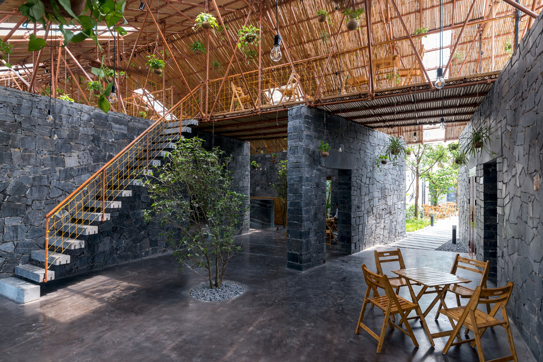 Nurture nature project - S Space by HP Architects