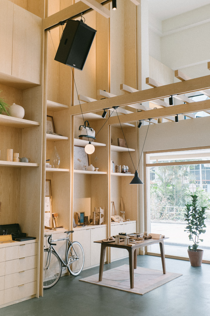 AHEC-RogerSons-showroom-woodworking