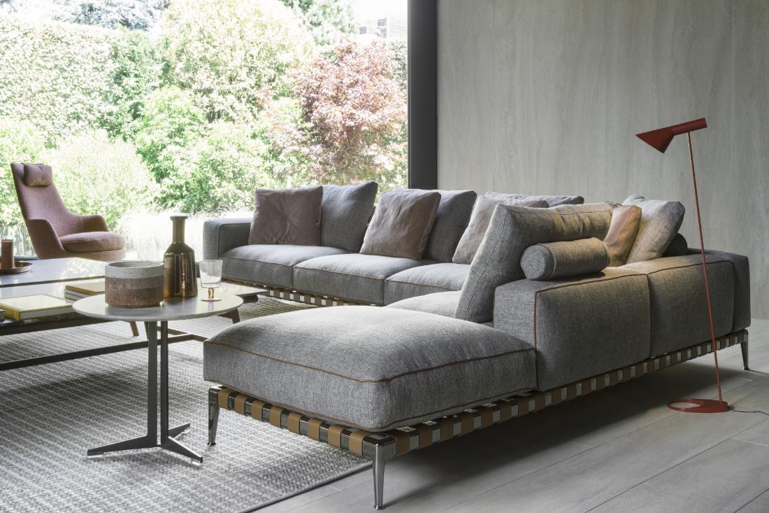 Flexform-Gregory-sofa-by-Antonio-Citterio