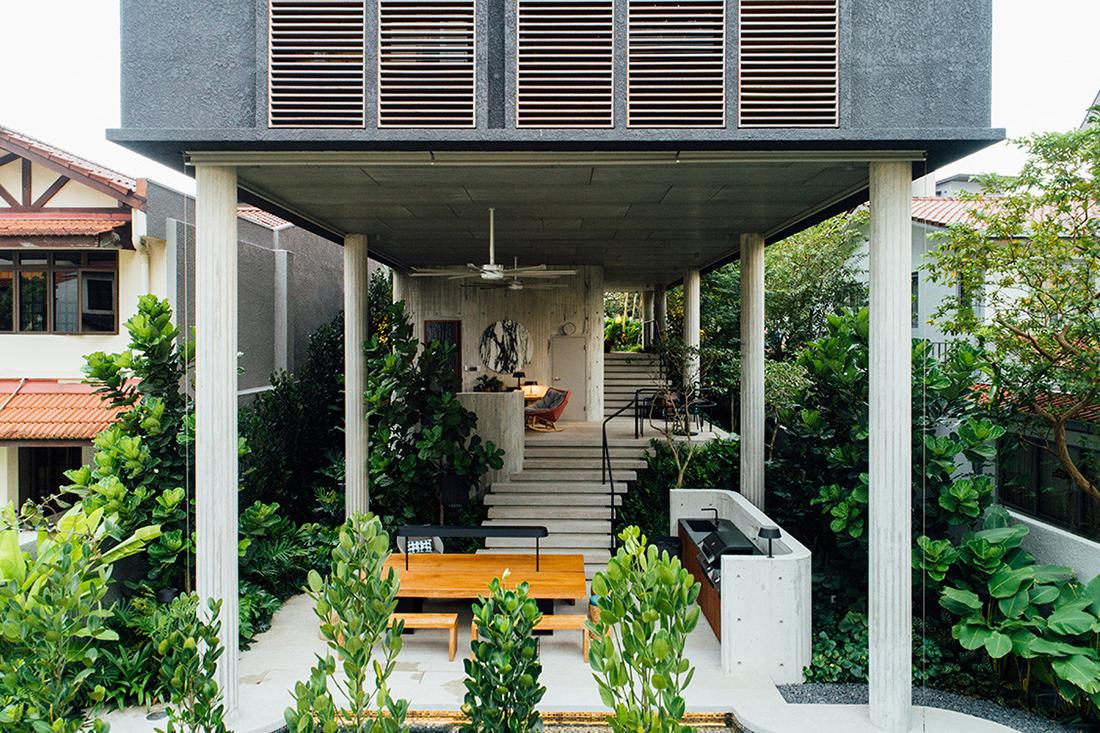 Kasai-Road-concrete-house-exterior-ipli-Architects-ccStudio-Periphery
