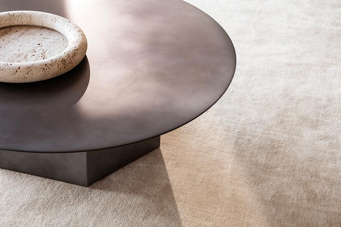 epic table steel by GamFratesi