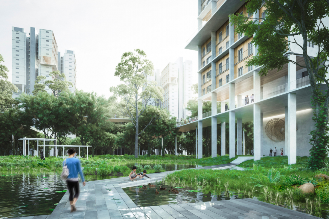 Singapore-Pavilion-at-Venice-Architecture-Biennale-Rail-Corridor-Choa-Chu-Kang-Housing-Development-by-MKPL-Architects