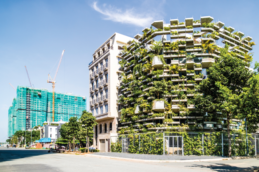 VTN-Urban-Farming-Office stress free architecture