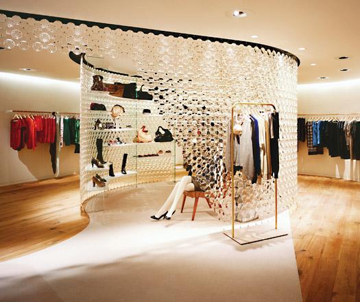 design gift shop store retail interior design warehouse retail store