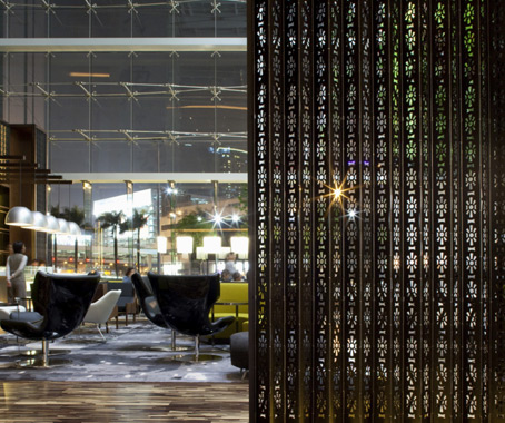 Hotel ICON Hong Kong Indesignlive Daily Connection To