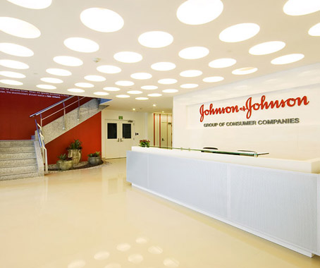 johnson amp johnson among best work spaces indesignlive