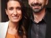 Michelle-Giuffreda---artist-with-Brian-Parkes-CEO-Jam-Factir