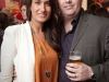 Michelle-Giuffreda-artist-with-Rob-Vozzo-Director-of-Italia-