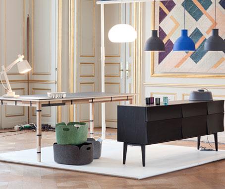Muuto celebrates 5 years of bringing Scandinavian furniture, lighting