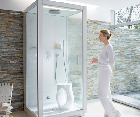 How Does A Steam Shower Work.How Does A Steam Shower Work The Best Shower
