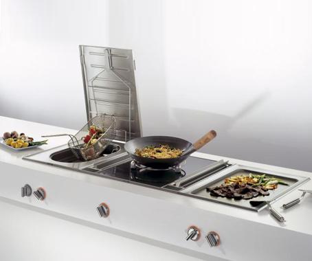 gaggenau vario cooktops 400 series indesignlive. Black Bedroom Furniture Sets. Home Design Ideas