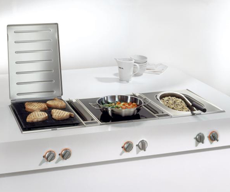 gaggenau vario cooktops 400 series architecture design. Black Bedroom Furniture Sets. Home Design Ideas