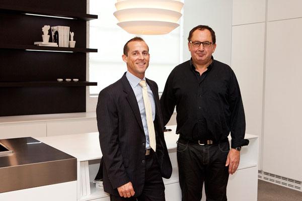 rogerseller showroom revamp architecture design. Black Bedroom Furniture Sets. Home Design Ideas