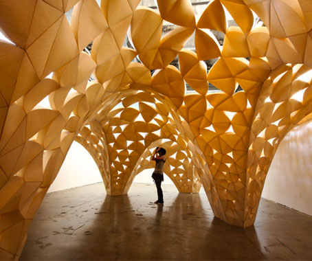 Shared Spaces - Iwamoto Scott and Obscura Digital
