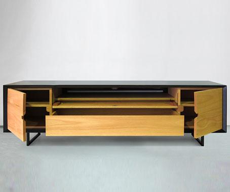 Luka Side Cabinet Architecture Design