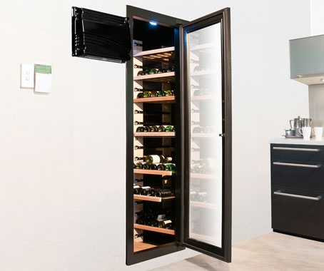 Espace Walk In Cellars Architecture Amp Design