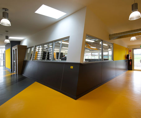 Kolbe College By Smith And Tracey Architects