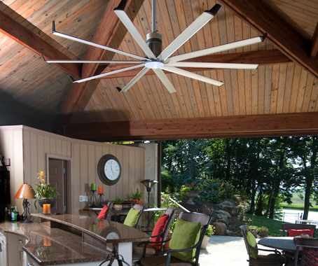 big ass fans architecture design. Black Bedroom Furniture Sets. Home Design Ideas