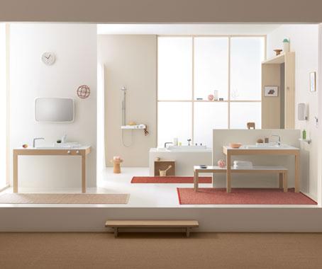 Salone internazionale del bagno design architecture - Bagno internazionale cesenatico ...