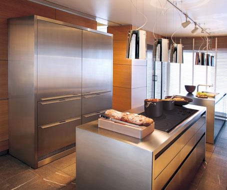 A winning kitchen architecture design - Professional home kitchen design ...