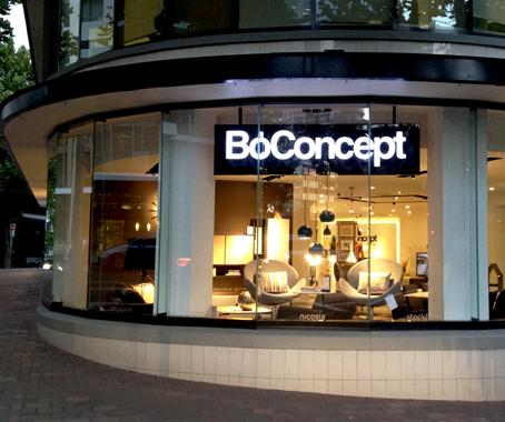 sydney welcomes boconcept architecture design. Black Bedroom Furniture Sets. Home Design Ideas