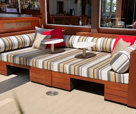 Prototype Furniture At The Regatta Hotel Architecture