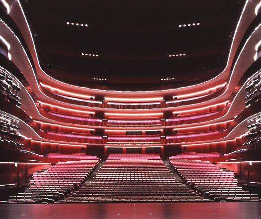 Taichung Metropolitan Opera House Floor Toyo Ito Taichung