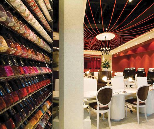 Nail Salon Interior Design Ideas: Architecture & Design