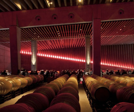 Bodegas Portia by Foster & Partners