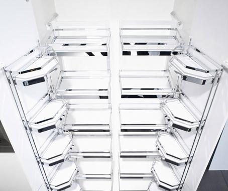 Kesseb 246 Hmer Tandem Pantry By H 228 Fele Architecture Amp Design