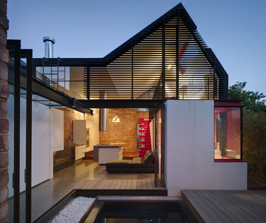 Hill House By Andrew Maynard Architects: The Vader House - Indesignlive