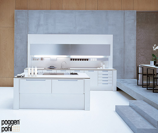 Kitchens From German Maker Poggenpohl: Architecture & Design