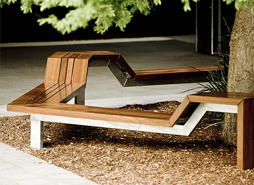 Seating Solution For Students And Trees Indesignlive