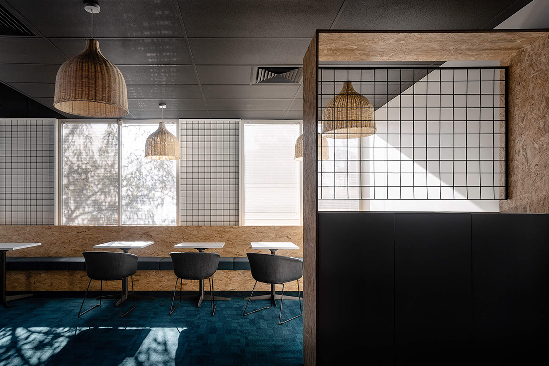 This sustainable office begets the phrase 'waste not, want not'