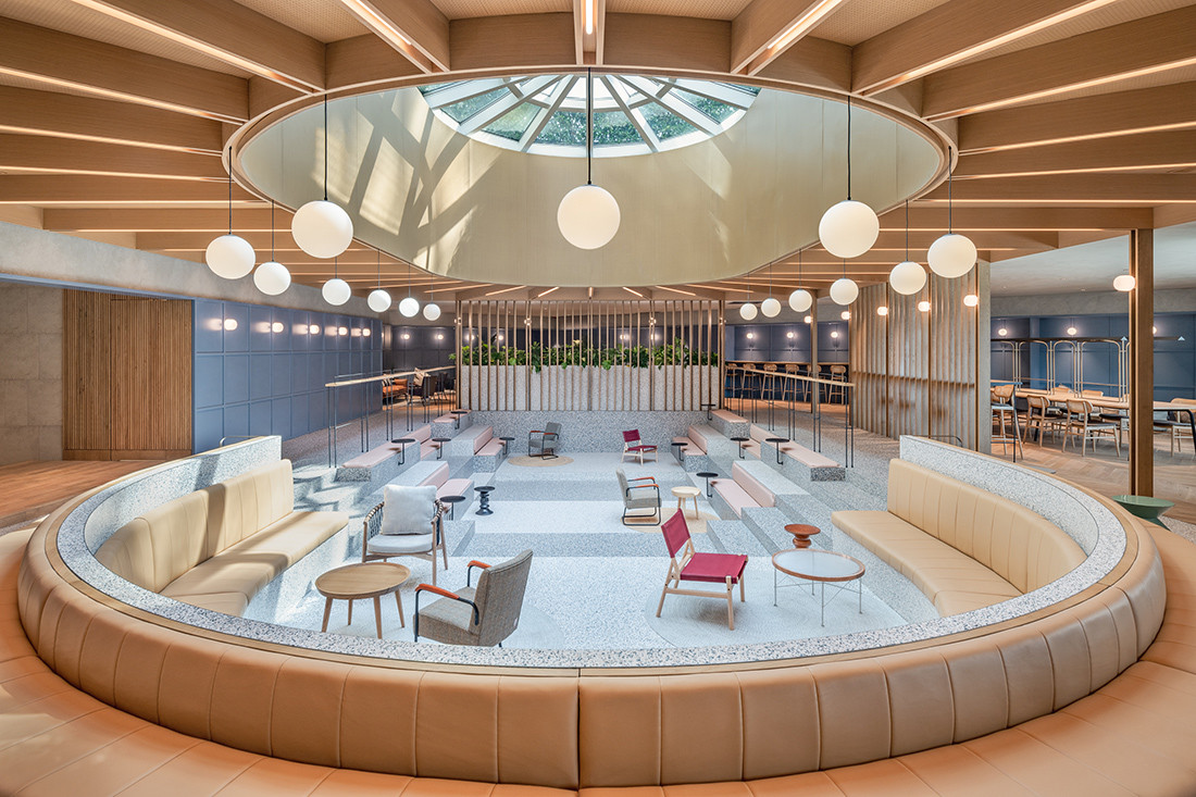 Third space found hidden within adaptive reuse project