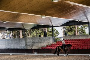 Willinga Park Equestrian Centre by Cox Architecture with Sally Heiatt Interiors