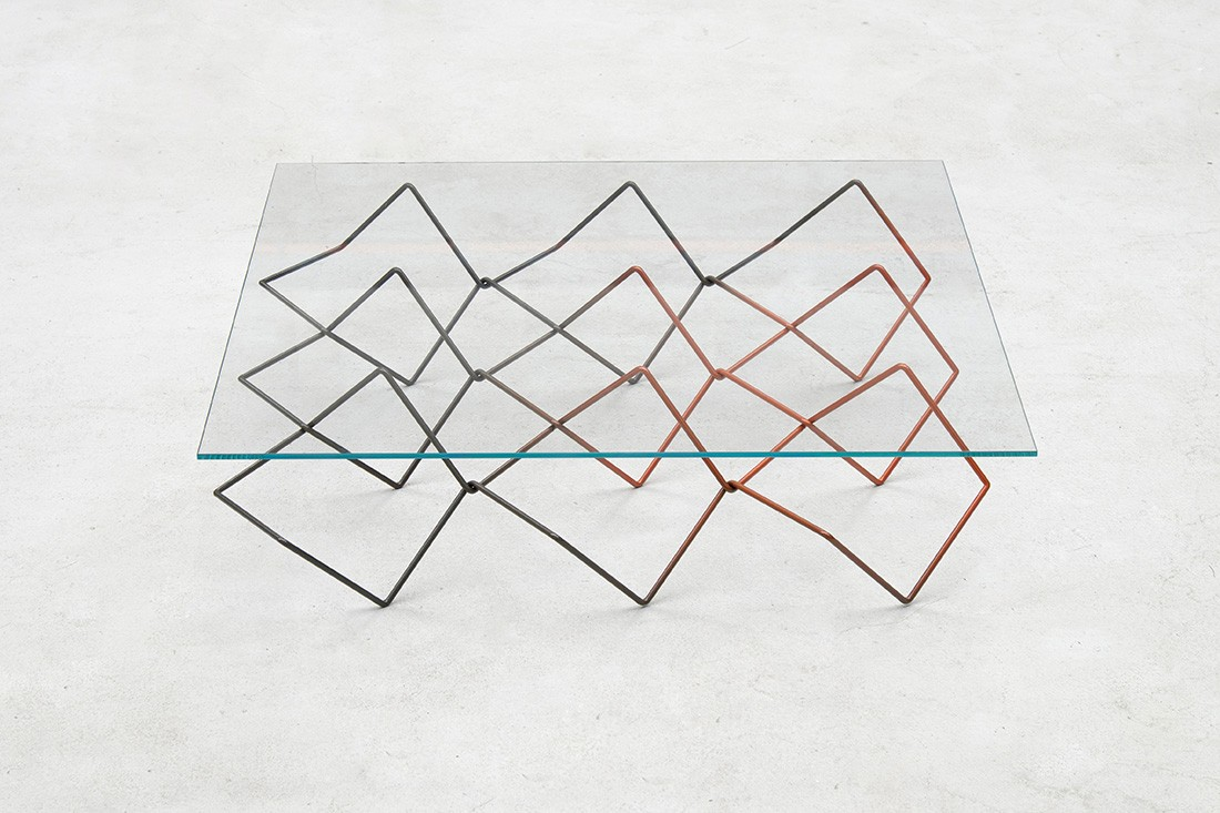 Seismic Table by Studio Truly Truly.
