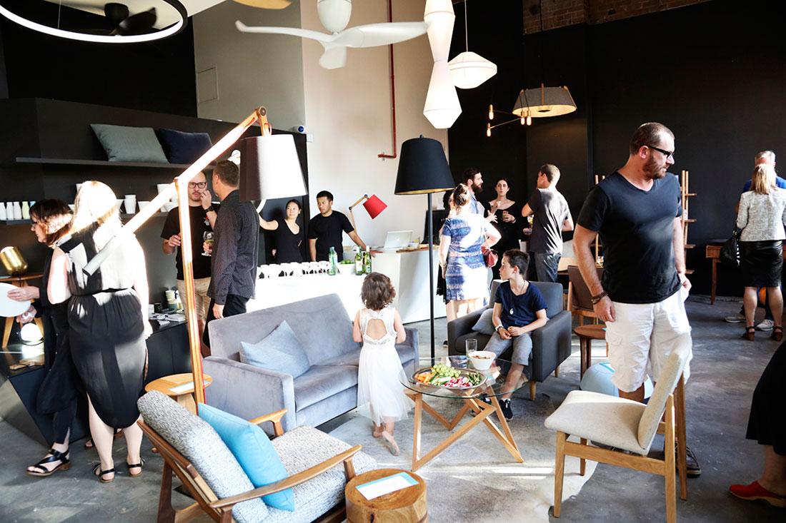 New Workshopped Showroom Launch